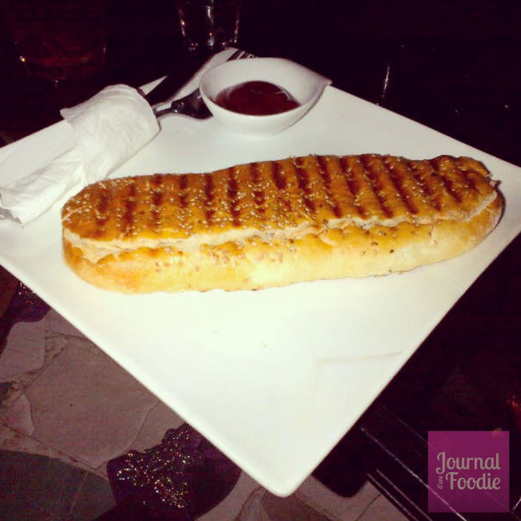 paninis au Beverly Hills Abidjan Journal d'une Foodie