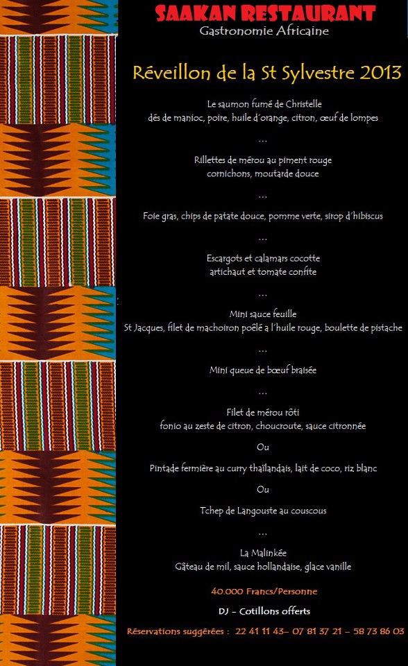 Saint Sylvestre 2012 à Abidjan