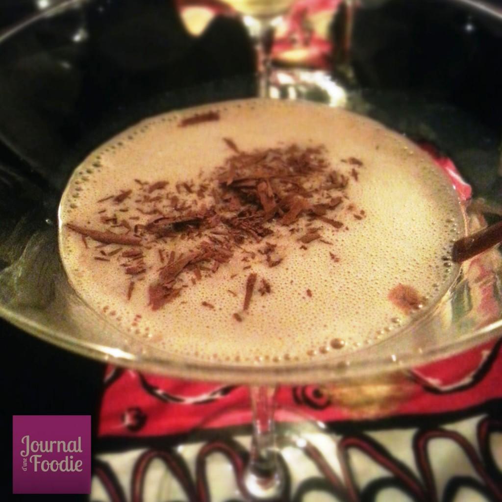 Chocolatini - Cocktails à Abidjan
