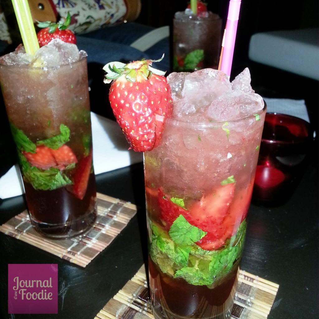 Cocktails à Abidjan