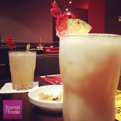 Hippo Colada et Summer - Cocktails à Abidjan