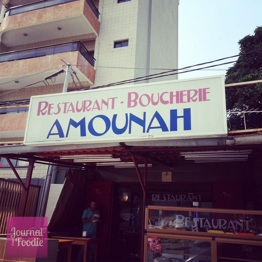 Restaurant Amounah Restaurant Libanais à Abidjan