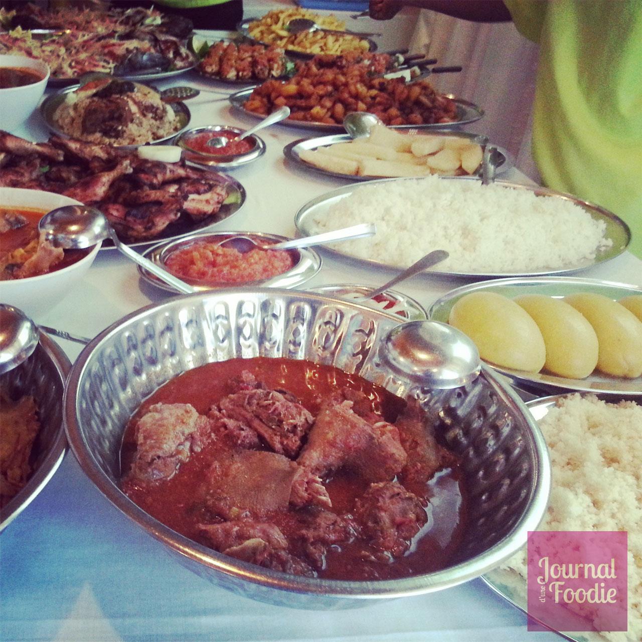 Le top 10 des restaurants ivoiriens d 39 afrofoodie food - Specialite africaine cuisine ...