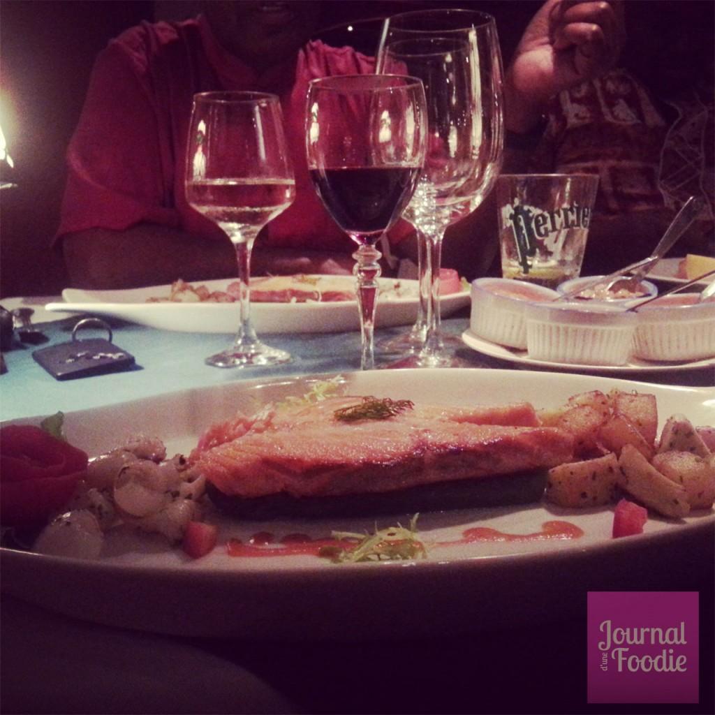 Restaurant Montparnasse Abidjan