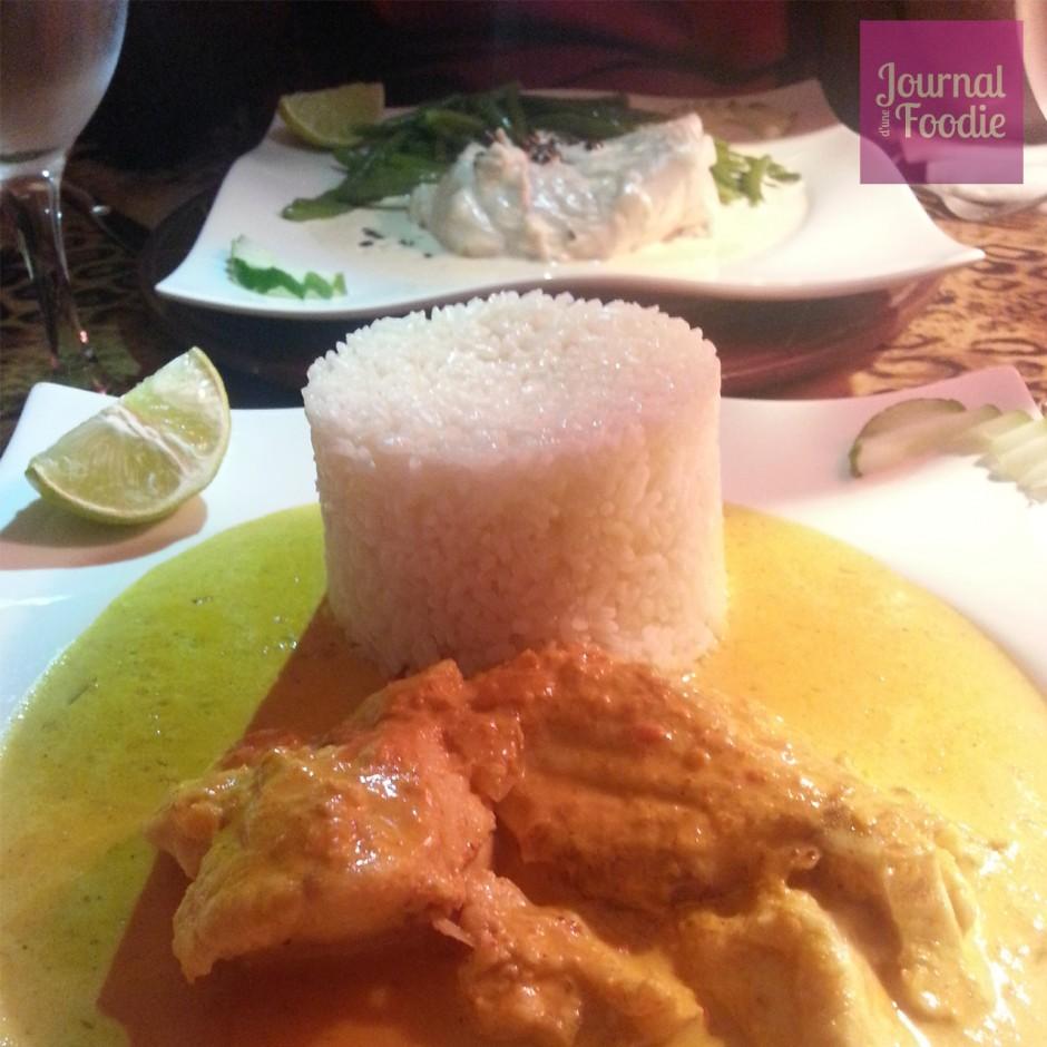 Restaurant La CaseÉbène à Abidjan