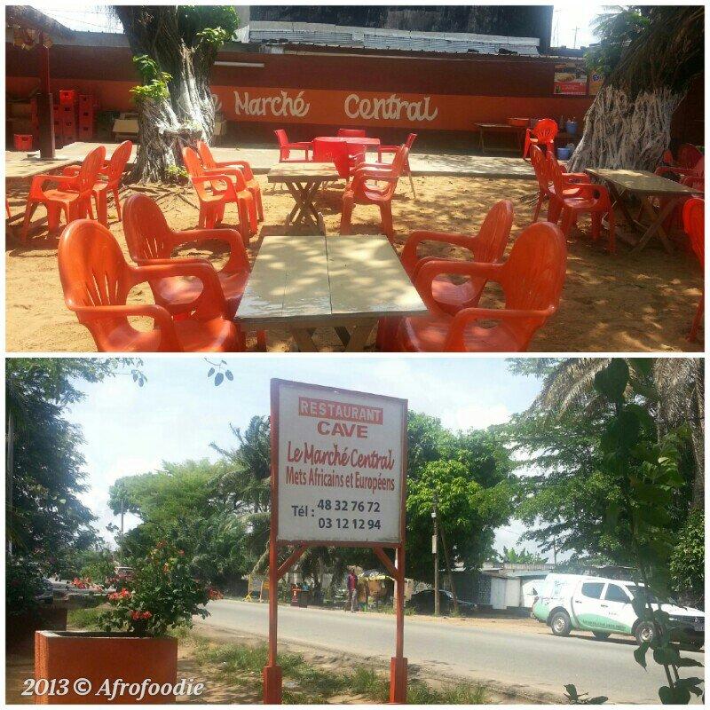 Mes petits maquis à Grand-Bassam | Côte d'Ivoire