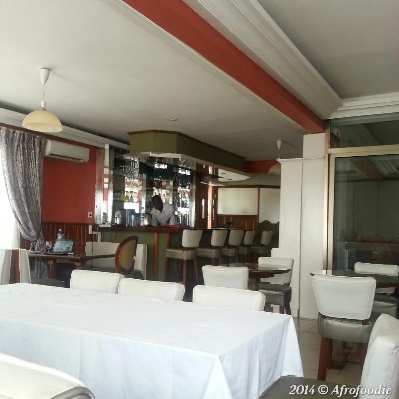 Restaurant Camélia à Abidjan