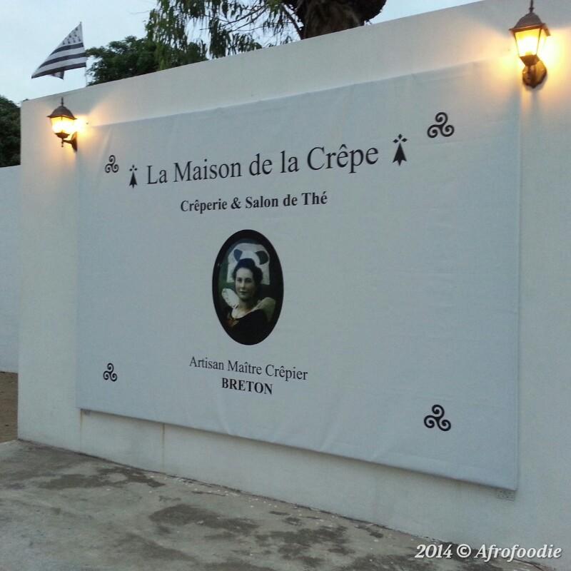 La Maison de la Crêpe à Abidjan