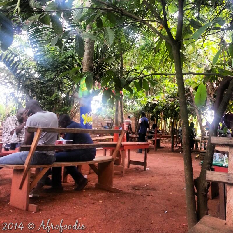 Le Maquis Chez Wolf - Yamoussoukro Côte d'Ivoire