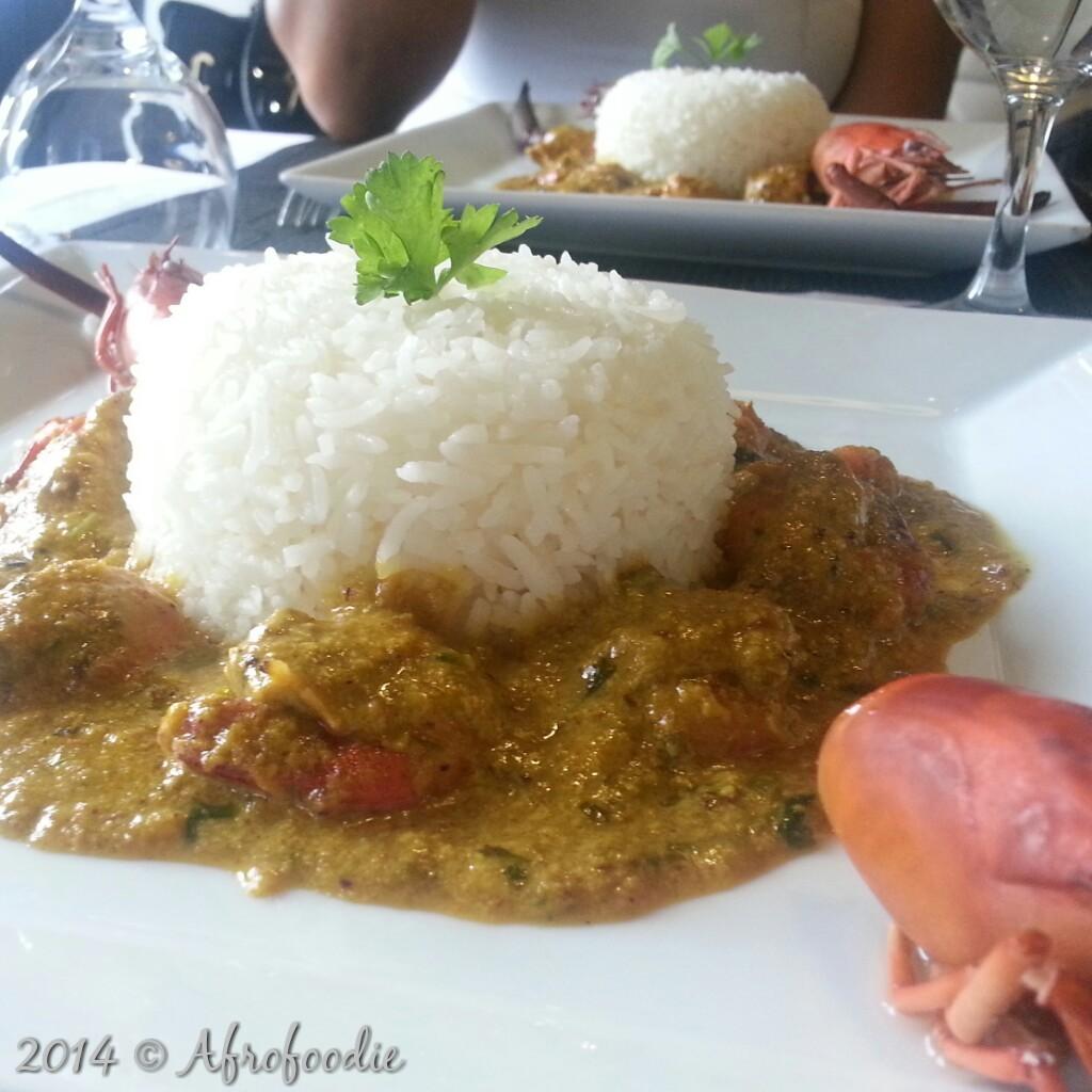 Restaurant Mosaïc à Abidjan