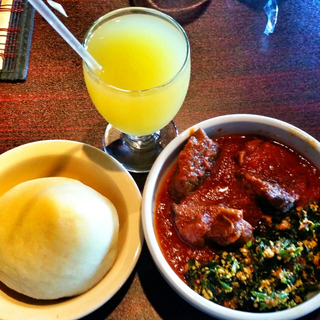 Ike's Cafe and Grill Atlanta - African food