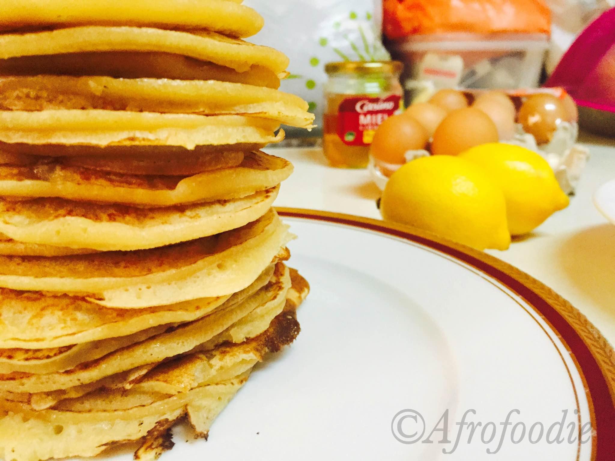 chandeleur à Abidjan Recettes Pancakes