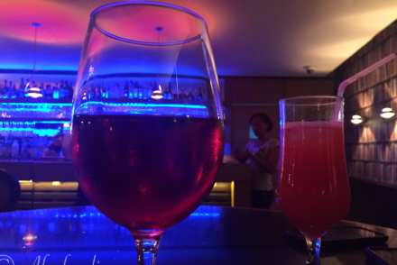 Kir au vin blanc & Tequila Sunrise