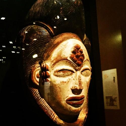 masque Punu, Gabon