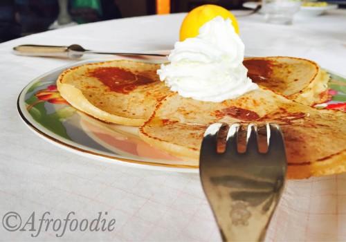 Restaurants à Abidjan - La Chandeleur à Abidjan - Journal d'une Foodie