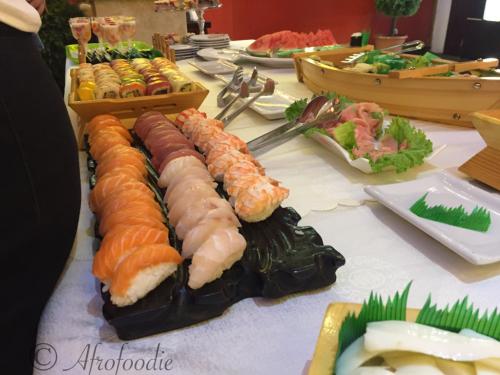 Restaurants à Abidjan | Manger à Abidjan - Journal d'une Foodie - Restaurant Japonais Abidjan - Wasabi