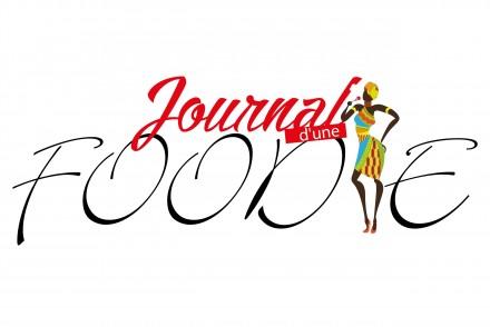 Le Nouveau logo du Journal d'une Foodie
