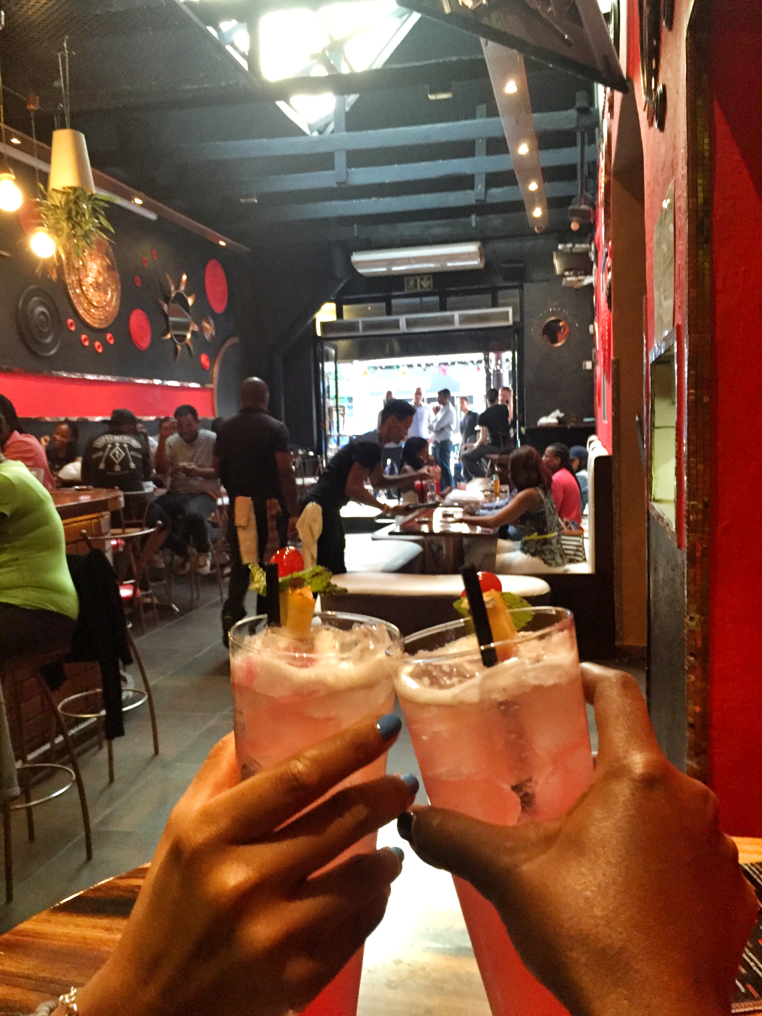 5 awesome things to do in johannesburg aka jozi journal d for Living room jozi