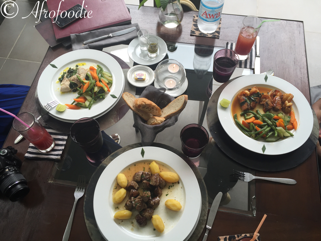 Mes Coups d'food 2015 - Restaurant à Abidjan - Le Kajazoma