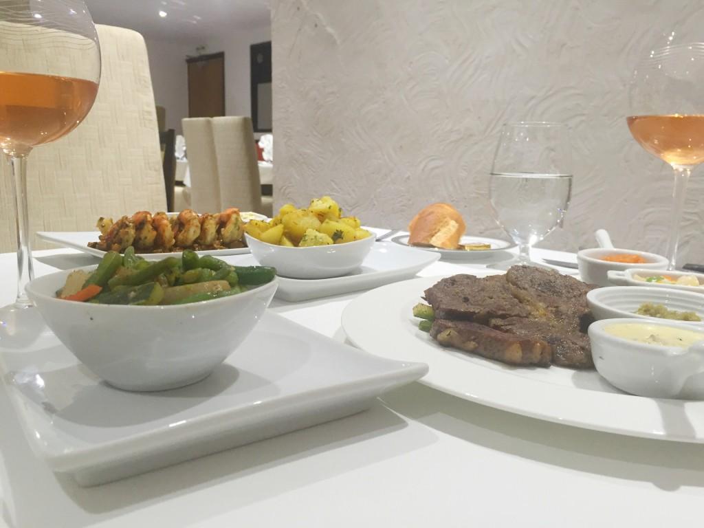 Mes Coups d'food 2015 - Restaurant à Abidjan - Chez Marcène