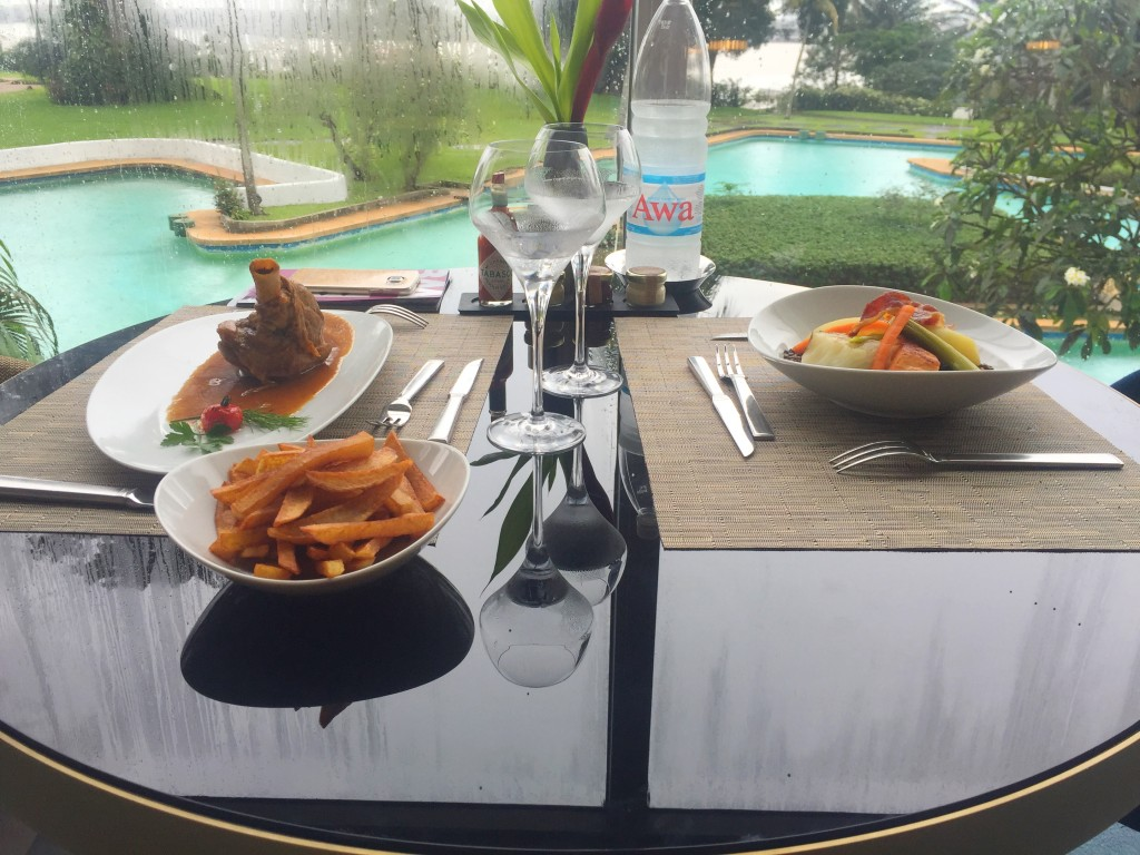 Mes Coups d'food 2015 - Restaurant à Abidjan - La Brasserie - Sofitel Abidjan Hotel Ivoire