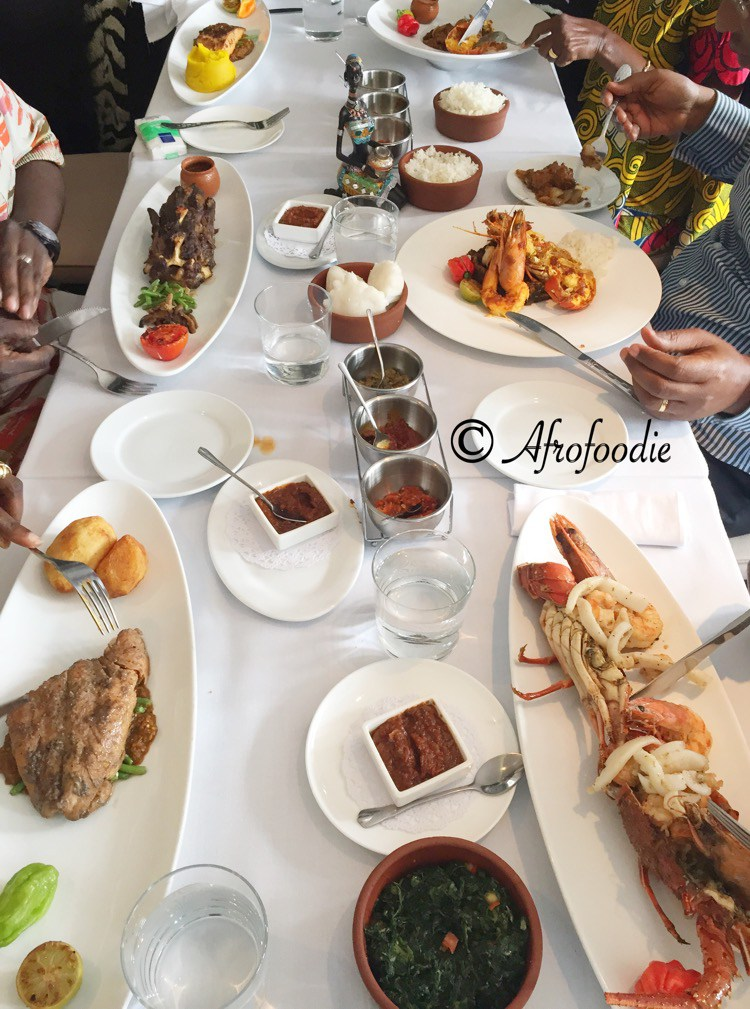 Mes Coups d'food 2015 - Restaurant Gastronomique Abidjan - Le Saakan
