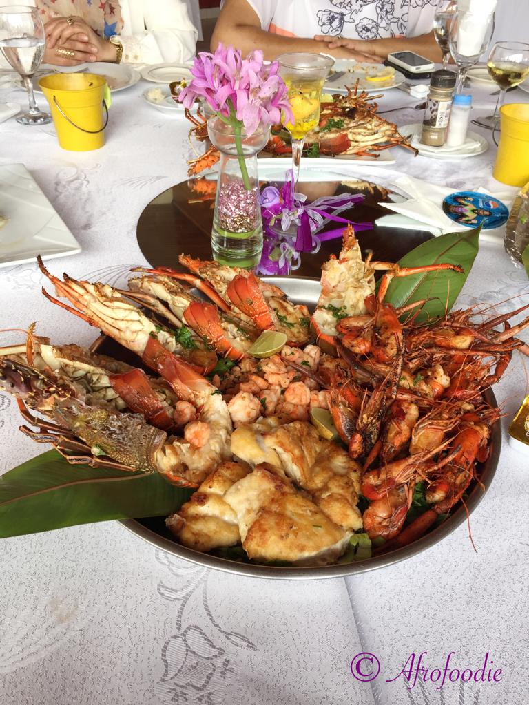 Mes Coups d'food 2015 - Restaurant San Pédro L'Hôtel Sophia