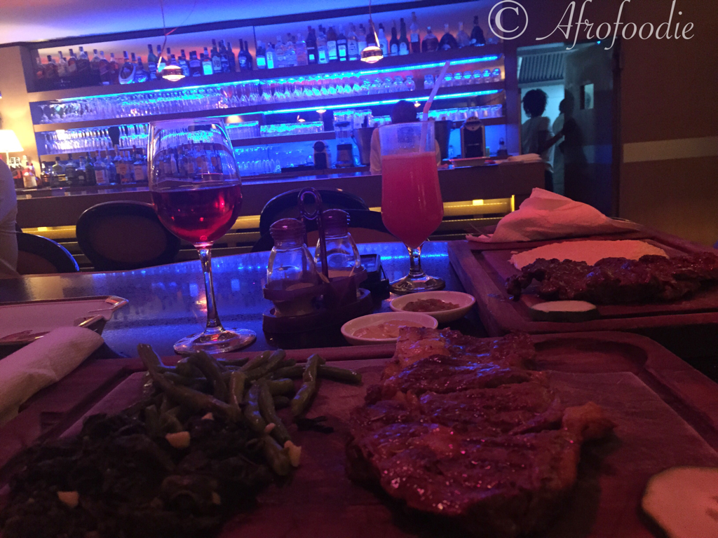 Mes Coups d'food 2015 - Le Zino Lounge Abidjan