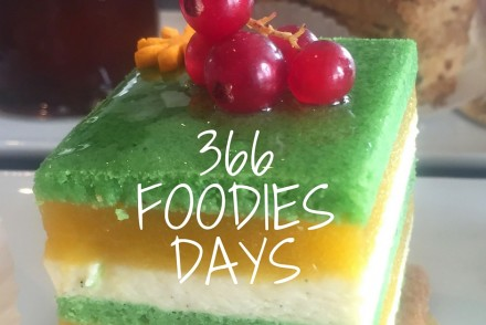 366 foodies days
