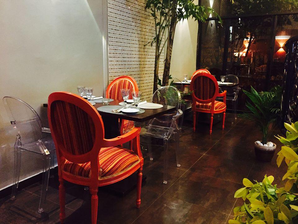 Restaurant Thaïmaya Abidjan