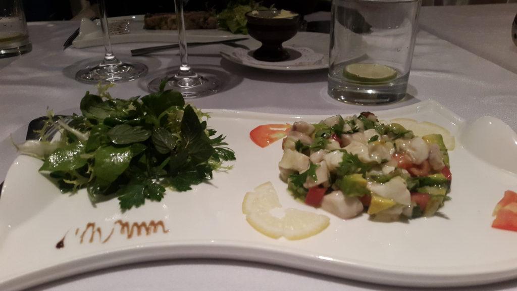 Jardin Gourmand Restaurant Gastronomique Français Abidjan Cote d'Ivoire