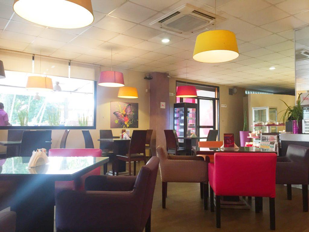 L'Abidjan food de Saraounia Chri'S Patisserie Salon de thé Abidjan Cote d'Ivoire