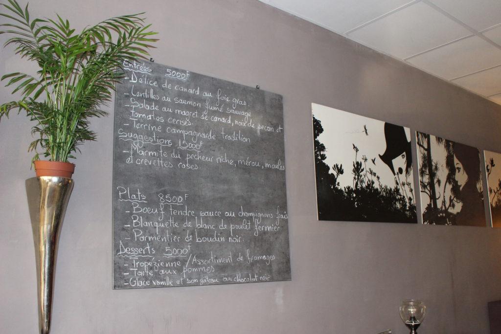 Le Toa, Le Novotel et la Périgourdine à Abidjan