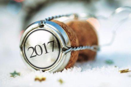 7 Résolutions pour 2017 avec le Journal d'une Foodie