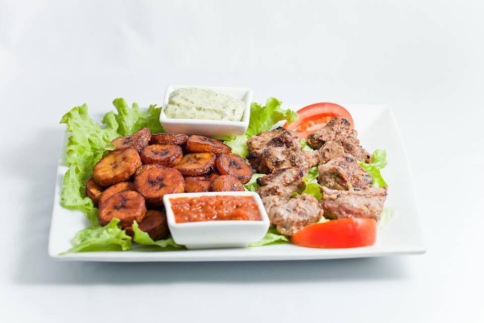 Paris Food de Jacqueline Ngo Mpii de Little Africa | Gastronomie Africaine à Paris