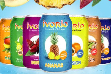 IVORIO...Toutes les couleurs de Chez Nous ! | Jus de fruits naturels de Côte d'Ivoire