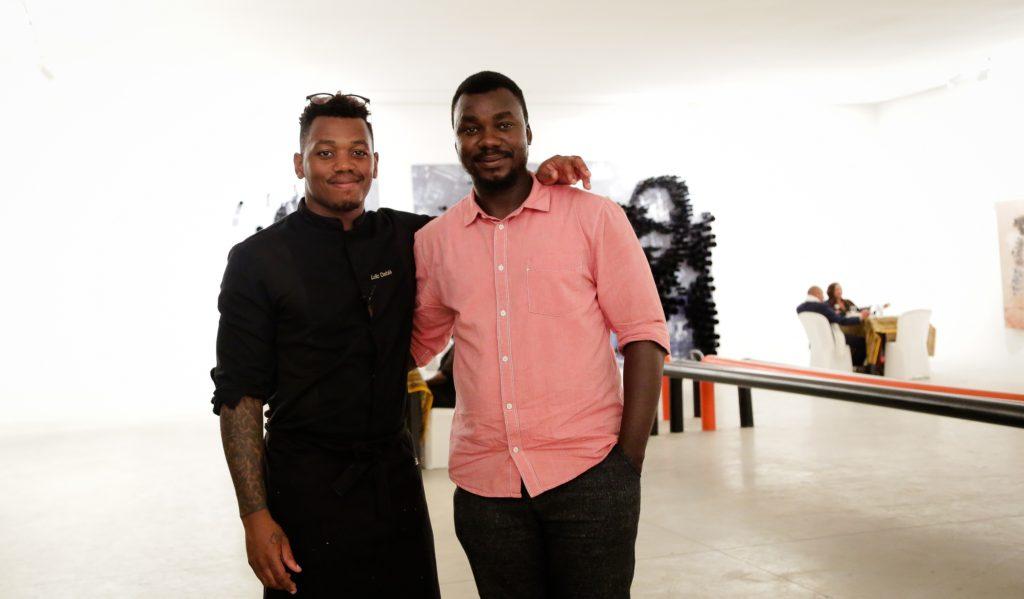 L'African Food Art Tour en Côte d'Ivoire | Gastronomie Africaine | Loic Dablé et Yeanzi