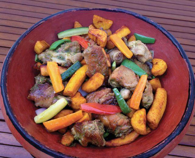 Actualité Food de Mars 2017 | La Gastronomie Africaine à l'air du temps