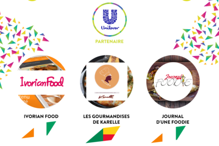 Deux Applications mobile food made in Africa | Ivorian Food & Les Gourmandises de Karelle