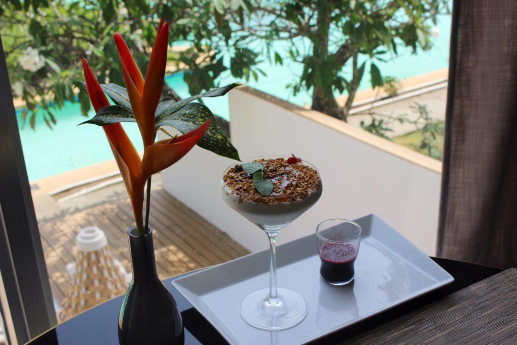 Le Restaurant La Brasserie du Sofitel Abidjan Hôtel Ivoire