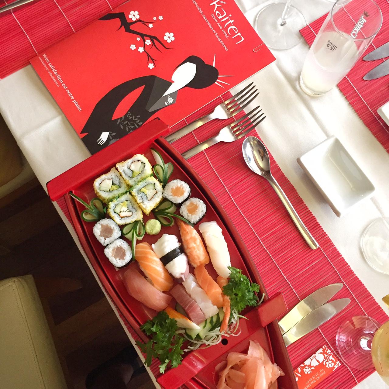 3 raisons d aller au restaurant japonais ka ten - Restaurant japonais cuisine devant vous ...